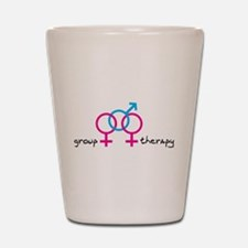 Group Therapy GBG Shot Glass