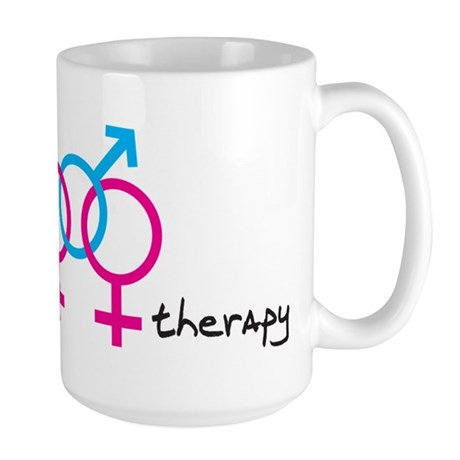 Group Therapy GBG Large Mug