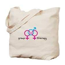 Group Therapy GBG Tote Bag