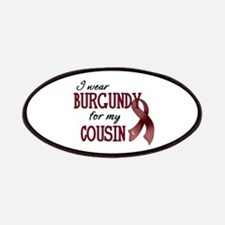 Wear Burgundy - Cousin Patches