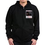 Decide NOW Zip Hoodie (dark)
