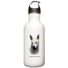 White Shepherd Water Bottle