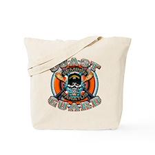 US Coast Guard Skull M-4s Tote Bag