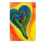 Bright Valentine Postcards (Package of 8)