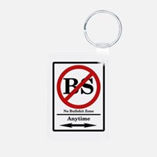 No BS Anytime Keychains