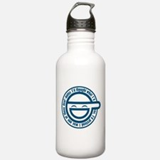 Cool Ghost Water Bottle