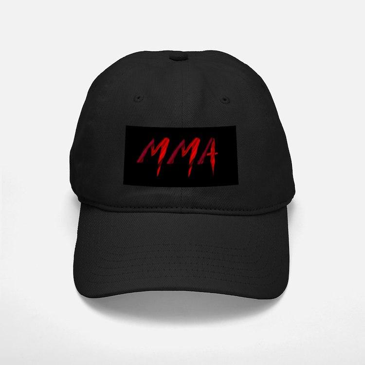 MMA Baseball Cap
