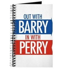 Rick Perry 2012 Journal