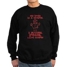 Bacon Temple Sweatshirt