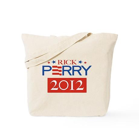 Rick Perry 2012 Tote Bag