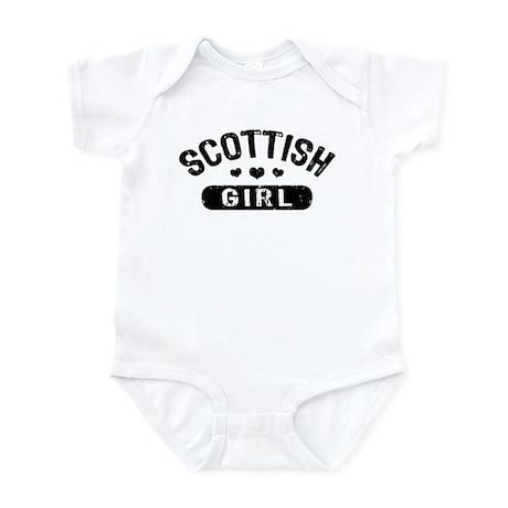 Scottish Girl Infant Bodysuit