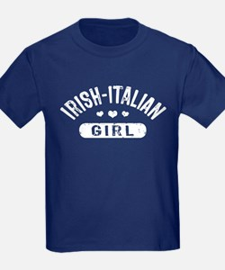 Irish Italian Girl T