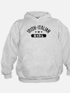Irish Italian Girl Hoodie
