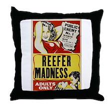 Cute Adults Throw Pillow