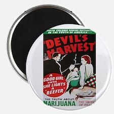 Unique Marijuana Magnet