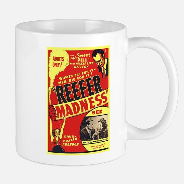 Cute Reefer Mug