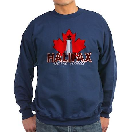 Halifax Lighthouse Sweatshirt (dark)