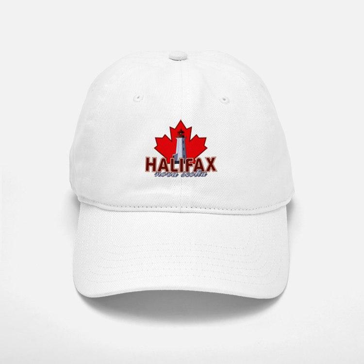 Halifax Lighthouse Baseball Baseball Cap