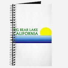 Cool Big bear lake Journal