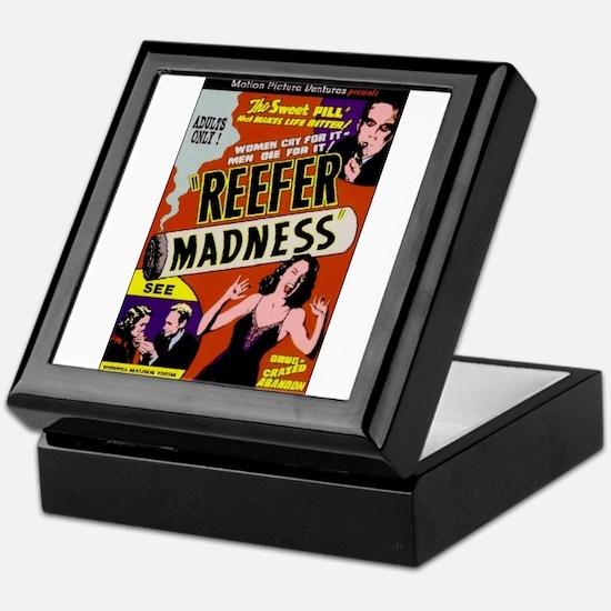 Madness Keepsake Box