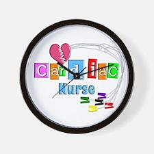 Registered Nurse Specialties Wall Clock