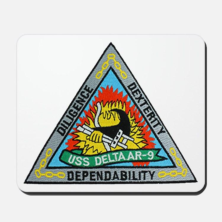 USS DELTA Mousepad