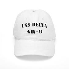 USS DELTA Baseball Cap