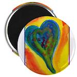 Bright Valentine Magnet