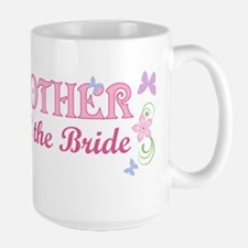 Mother of the Bride [f/b] Large Mug