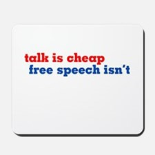 Protect Free Speech Mousepad