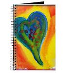 Bright Valentine Journal