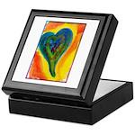 Bright Valentine Keepsake Box