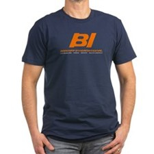 Braniff Airways Retro 70s - (Men's fitted tee)