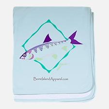 baby blanket bonefish