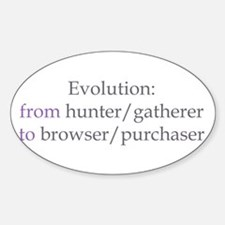 Evolution Browser/Purchaser Decal