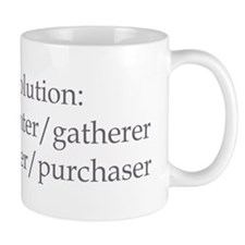 Evolution Browser/Purchaser Mug