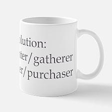 Evolution Browser/Purchaser Mug