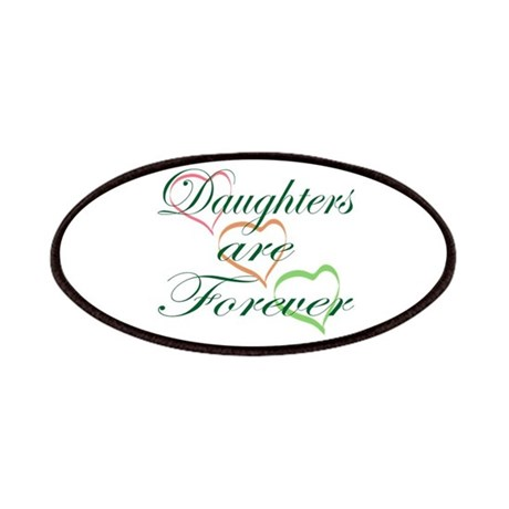 Daughters Are Forever Patches