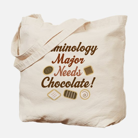 Criminology Major Gift Tote Bag