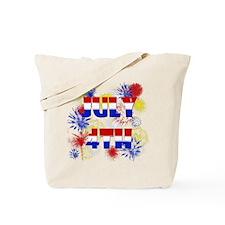 Celebrate July 4th Tote Bag