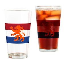 Holland Lion Pint Glass
