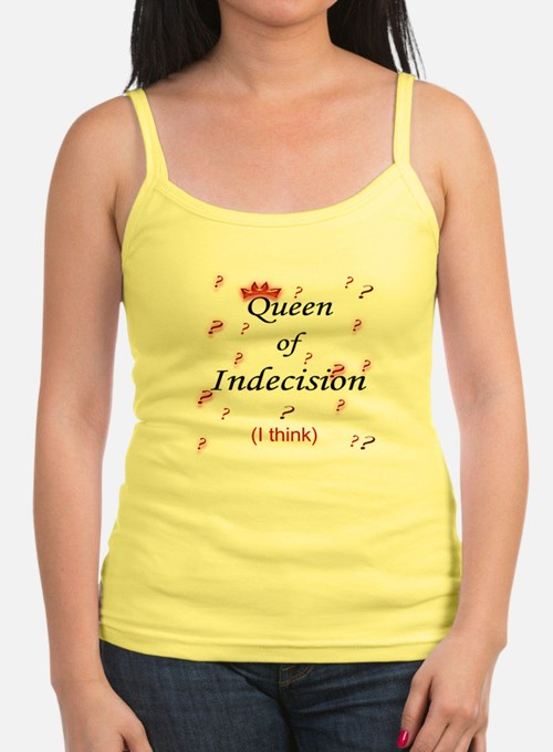 Queen of Indecision tank
