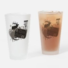 'Oakland' Pint Glass
