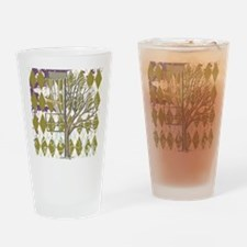 'Sanilac' Disc Golf Pint Glass
