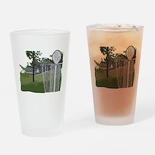 Lapeer Disc Golf Pint Glass