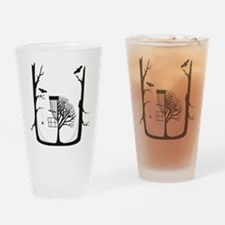 Monroe Disc Golf Pint Glass