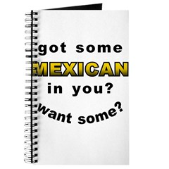 Want Some Mexican? Journal
