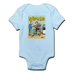 Edison in the Kitchen Infant Bodysuit