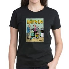 Edison in the Kitchen Women's Dark T-Shirt