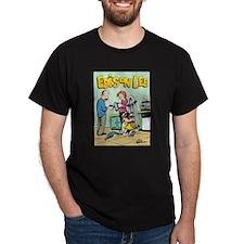 Edison in the Kitchen Dark T-Shirt